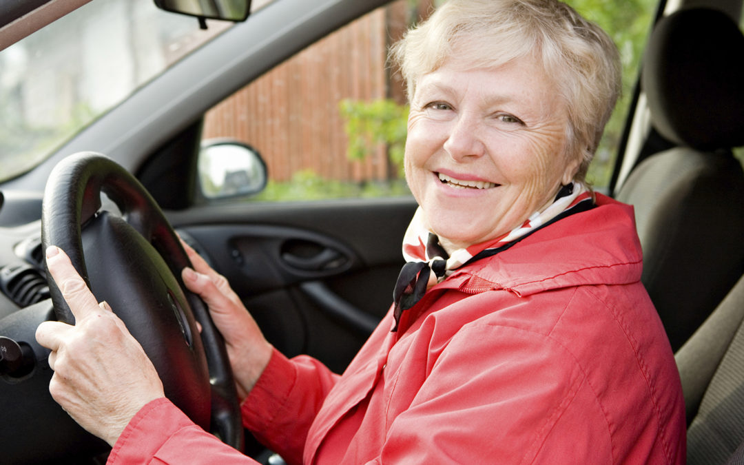 Driving with dementia